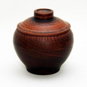 Глиняный горшок 0,5л мол