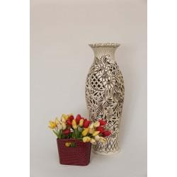 Декоративные напольные вазы